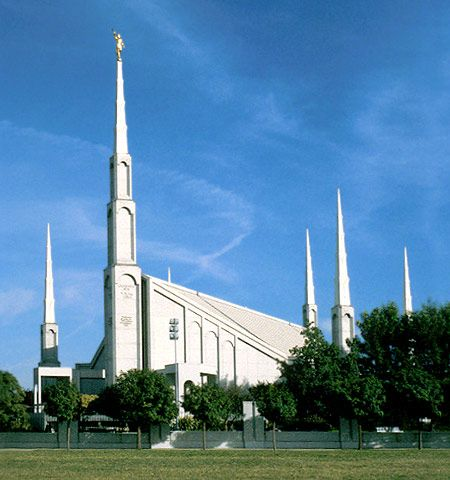 Buenos Aires Argentina Temple of The Church of Jesus Christ of Latter-day Saints. #LDS #Mormon