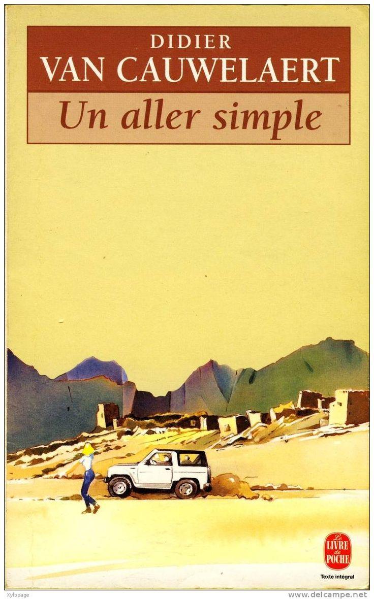 01-1998 / Didier Van Cauwelaert - Un aller simple.