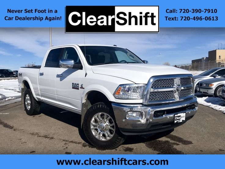 2017 RAM 2500 Laramie Cars for sale, Car dealership
