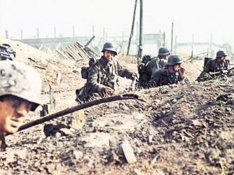 The Battle of Stalingrad was a significant battle.  It stopped the Germans from advancing into the Soviet Union and was marked the turning point of the war in the Allies favor. The Battle of Stalingrad was one of the bloodiest battles in history, with military and civilian casualties around 2 million.