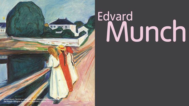 edvard munch: the modern eye - tate modern, june-october 2012 [link to tate modern website]