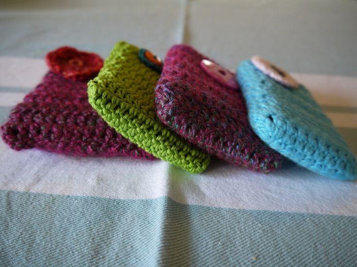 Crochet phone / gadget case., £3.50 from Annessa Crafts