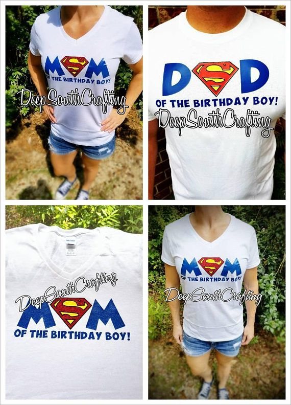 This Listing Is For Two Adult Shirts Custom Made As Needed Examples Superman Thor Batman Ironmancaptain America Elmo Cookie Monster Paw Patrol