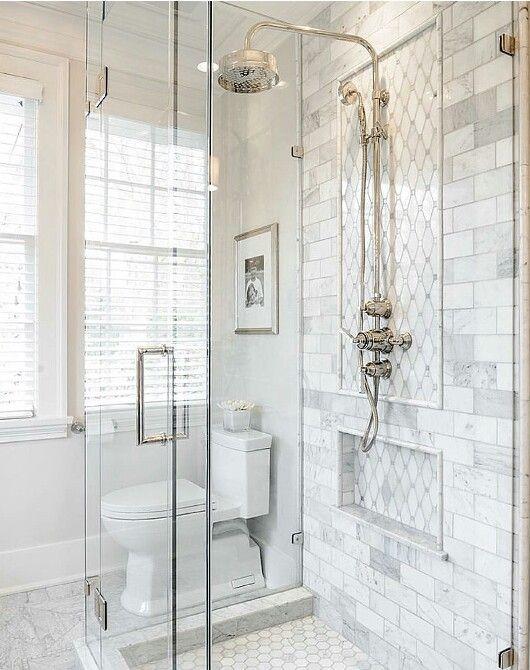 Classic bath shower
