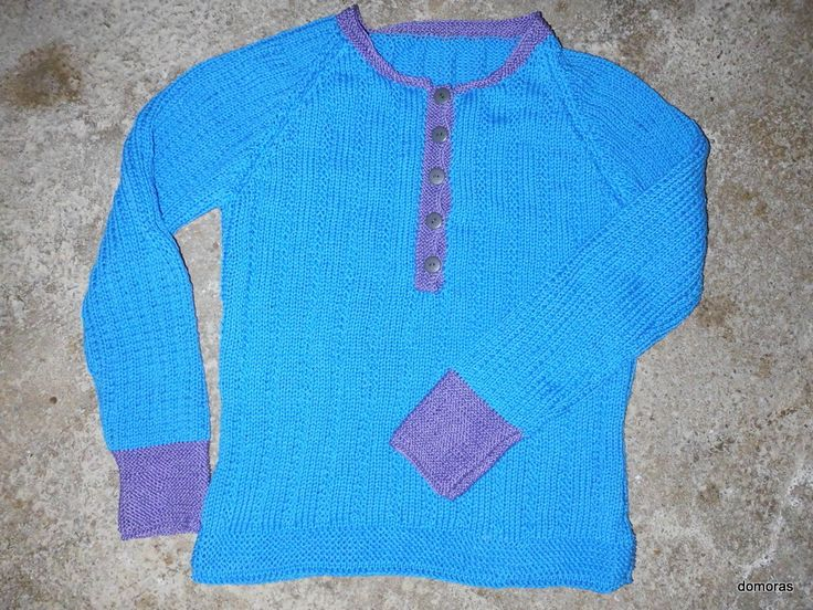 Knitting patterns for a strong cotton from domoras