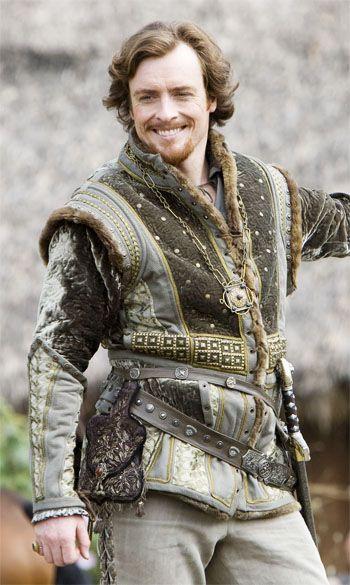 Toby as Prince John in Robin Hood (2009)