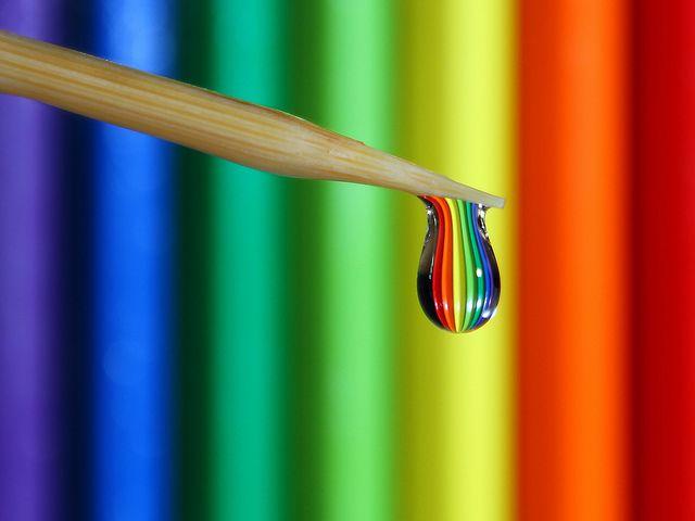 Rainbow-on-a-Stick - photo by Domiriel