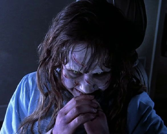 El Exorcista (The Exorcist) (1973) - Dirigida por William Friedkin y protagonizada por Ellen Burstyn, Max von Sydow, Linda Blair, Lee J. Cobb, Jason Miller...