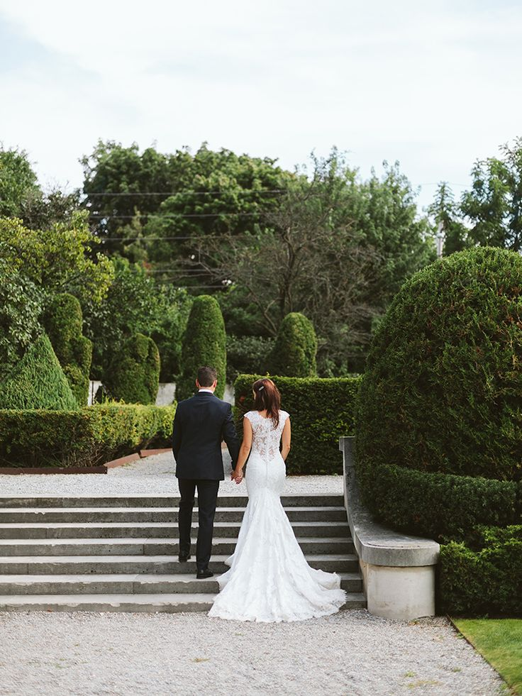 Bride and Groom Photoshoot at Parkwood Estate | Toronto Photographer Paul Krol - Wedding and Engagement Photography