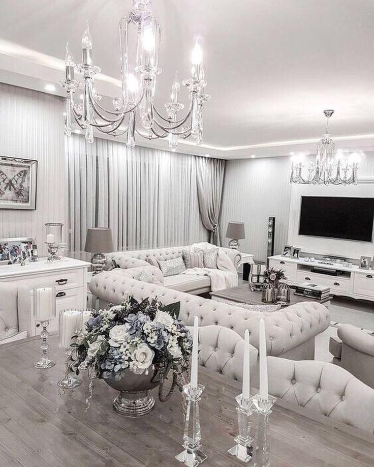 25 Swoon Worthy Glam Living Room Decor Ideas: 1930 Best Decor Dujour Images On Pinterest