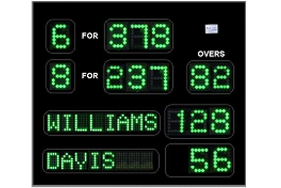 Blue Vane is also supplier of Cricket Scoreboard Australia .These Scoreboard are widest range of multi-sport video screens scoreboards. These LED video screens scoreboards are sourced with brightness and ultra-wide viewing angle that can be read under any light conditions. Call us on (03) 9870 9331.