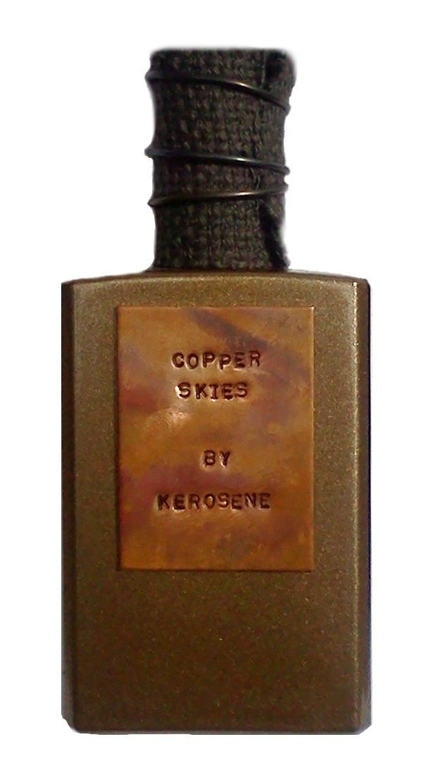 Copper Skies Eau de Parfum 100ml by Kerosene sounds like it would smell amazing!!!!!!!!!