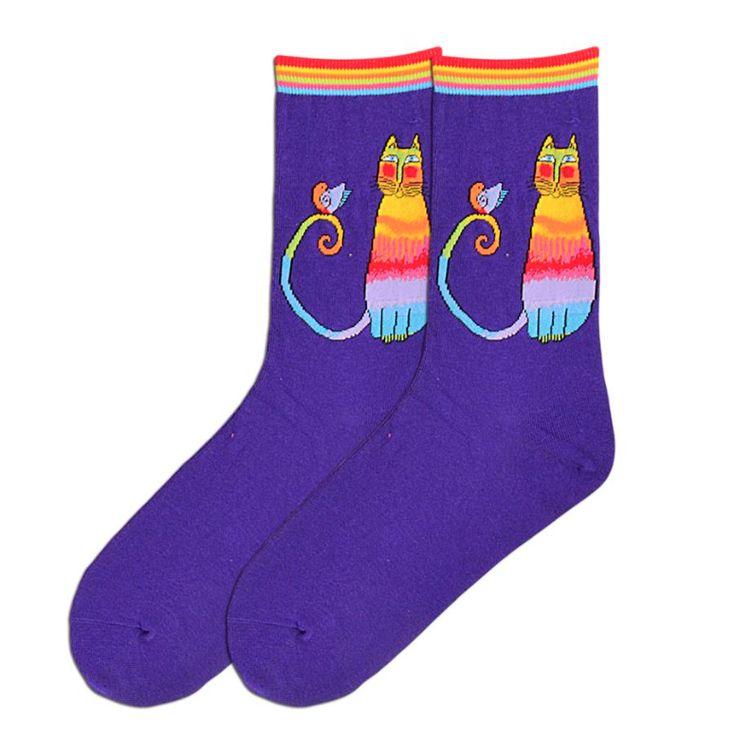 gattose calze di Laurel Burch   www.gattosi.com