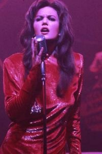 """Diane Lane in streets of fire. """"Tonight is what it means to be young, before you know it it's gone"""""""