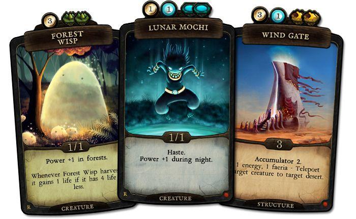 Faëria - Strategy Card Game by Abrakam — Kickstarter
