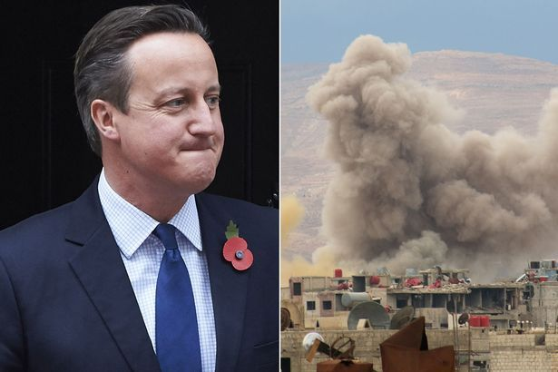 "David Cameron's plan to bomb ISIS is based on ""fantasy""."