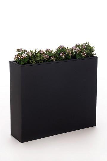 ber ideen zu pflanzk bel anthrazit auf pinterest. Black Bedroom Furniture Sets. Home Design Ideas