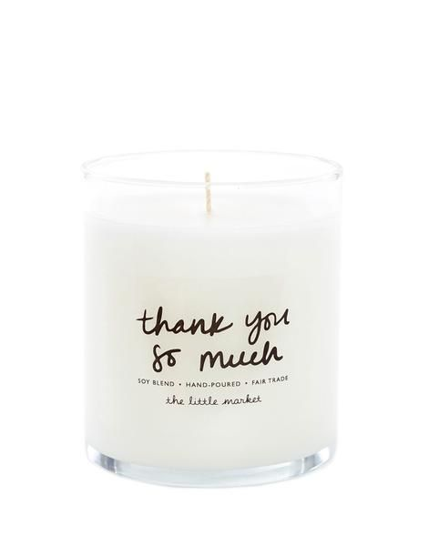 The Little Market has a candle for every occasion!
