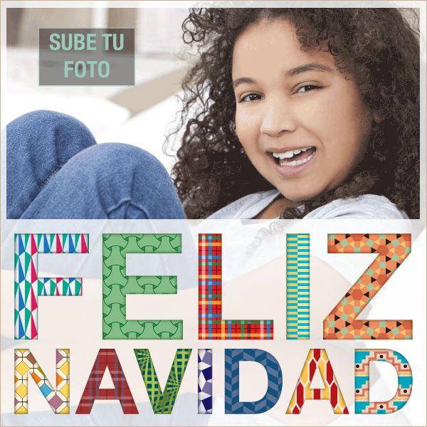 Papel de Regalos con Foto-Celebra con estilo con las invitaciones y tarjetas virtuales de LaBelleCarte: www.LaBelleCarte.com