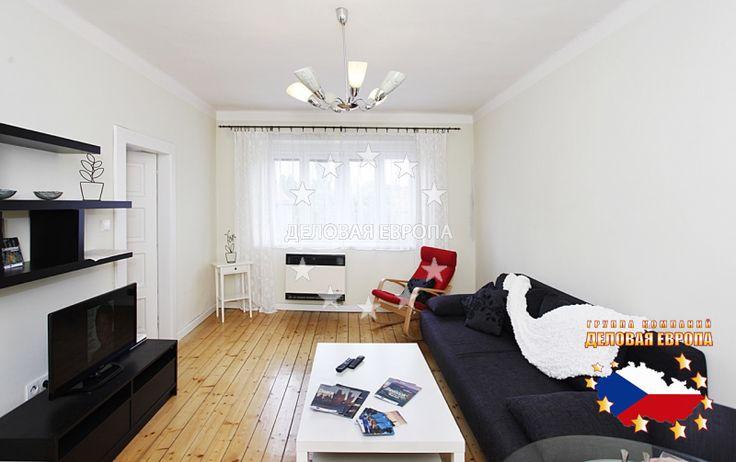 НЕДВИЖИМОСТЬ В ЧЕХИИ: продажа квартиры 2+КК, Прага, Biskupcova, 126 000 € http://portal-eu.ru/kvartiry/2-komn/2+kk/realty169/  Предлагаем на продажу квартиру 2+КК площадью 47 кв.м с подвалом 5,50 кв.м и лоджией 1,20 кв.м на 4 этаже пятиэтажного дома в районе Прага 3 – Жижков. Квартира состоит из гостиной, спальни, кухни, прихожей, небольшой лоджии, а также присутствует раздельный санузел – туалет и ванная. На кухне имеется газовая плита и электрическая печь. Пол – дощатый и керамический…