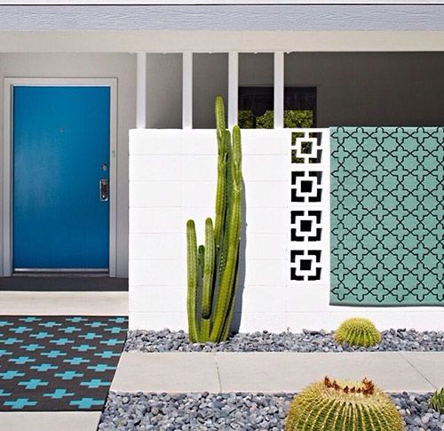 Palm Springs via @templeandwebster
