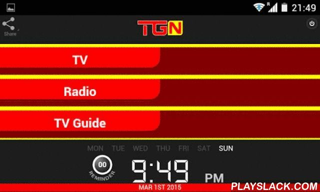 TV Guide Nigeria  Android App - playslack.com , This unique app lets you watch live TV from Nigeria, listen to Nigerian radio stations live and see what's on TV with our TV Guide.Enjoy Live Radio and TV stream from around the World.************ Newly added Stations ***************OH TV (UK)OGTV (Ogun State Television)MiTV (Lagos)HipTV NigeriaAIT NigeriaEmmanuel TVLove World TVSilverbird TVTVC NewsTVC EntertainmentLC2 International(Republic of Benin)Al Jazeera EnglishJoy NewsArise Television…