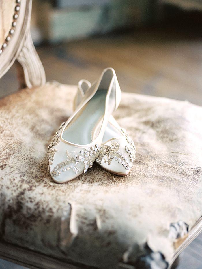Crystal Embellished Bridal Shoes    #wedding #weddings #fineartweddings #weddingideas #filmphotography #vintagewedding #shoes #weddingaccessories