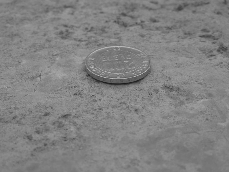 Black and White, Coin