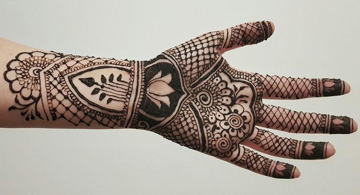 Latest henna practice