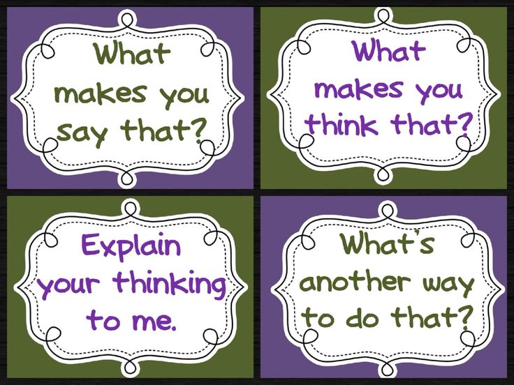 Set of four printable thinking routine posters. Also has some nice bookmarks for the kids.