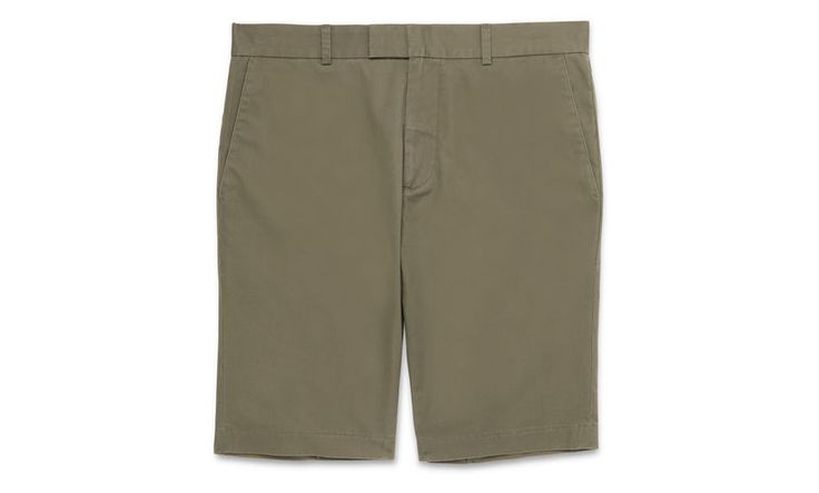 Chino Shorts, Khaki | WHISTLES