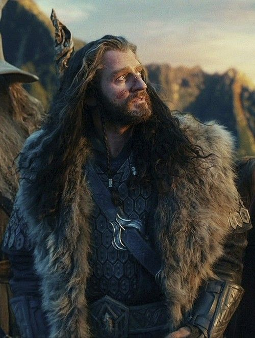 The Hobbit: An Unexpected Journey - Thorin Oakenshield
