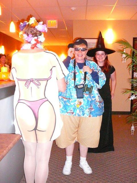 Fat Suit Halloween Costume
