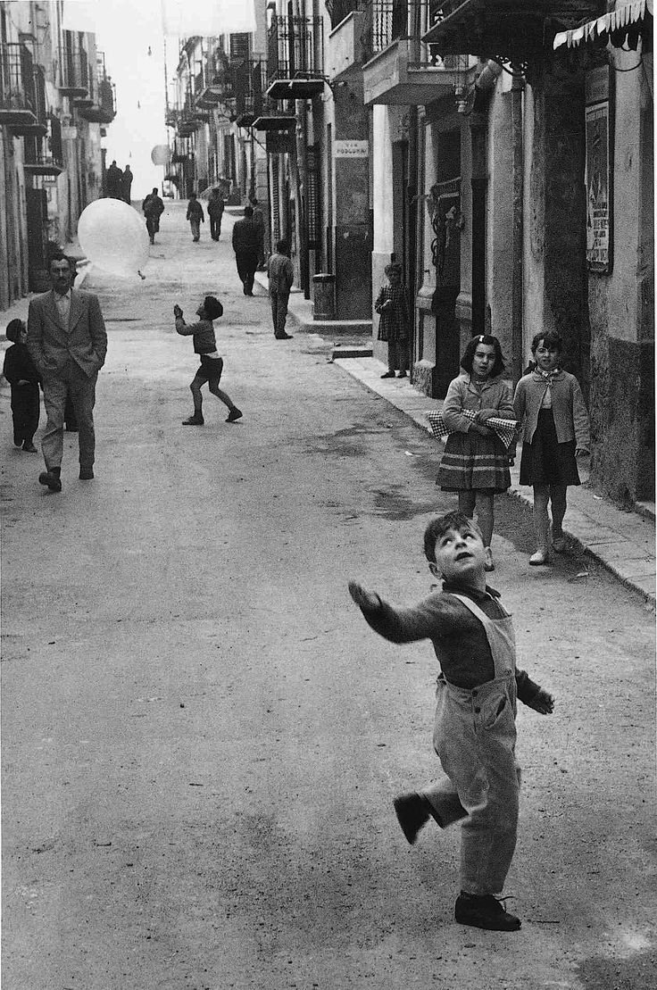 Enzo Sellerio  A Photographer In Sicily, Undated: