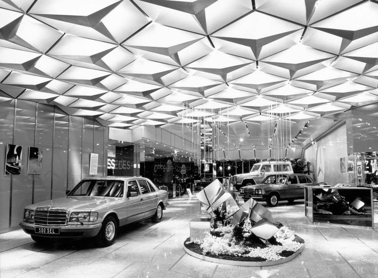 Best Dealerships Of Yesteryear Images On Pinterest Car - Mercedes benz dealerships in southern california