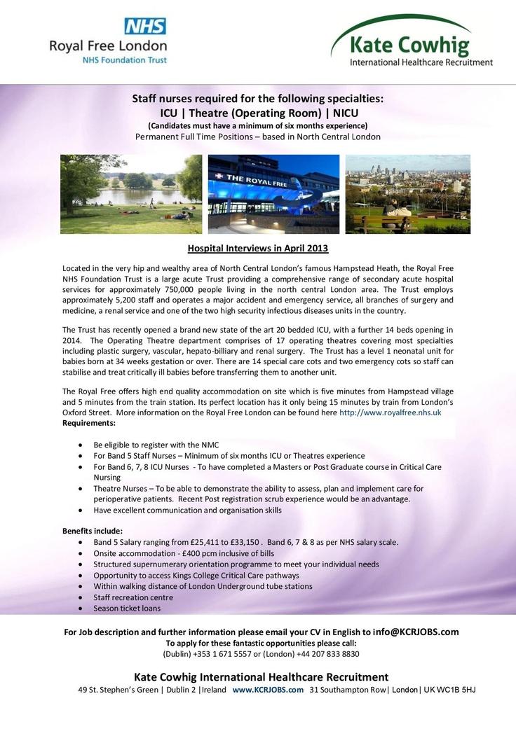 Nhs Nurse Sample Resume nhs nurse sample resume tieu chuan 376 2006