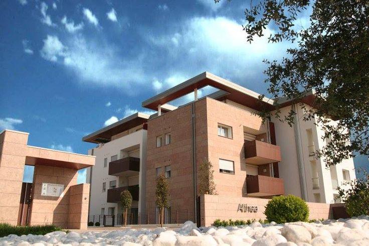 Residence Althea a cantiere ultimato, appartamenti due/tre camere e attici a Ponzano Veneto (Treviso)