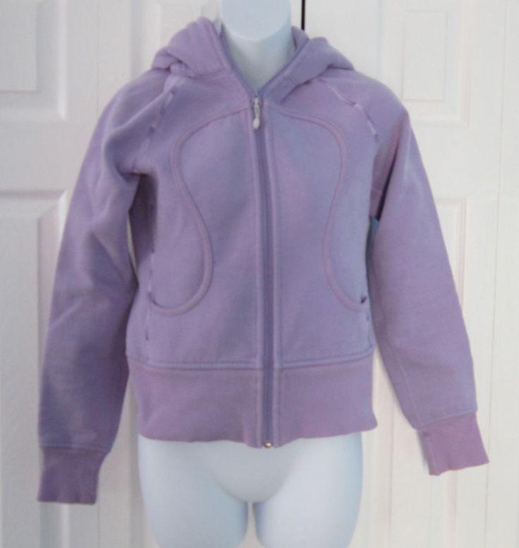 Lululemon purple Scuba zip hoodie 4 #Lululemon #CoatsJackets
