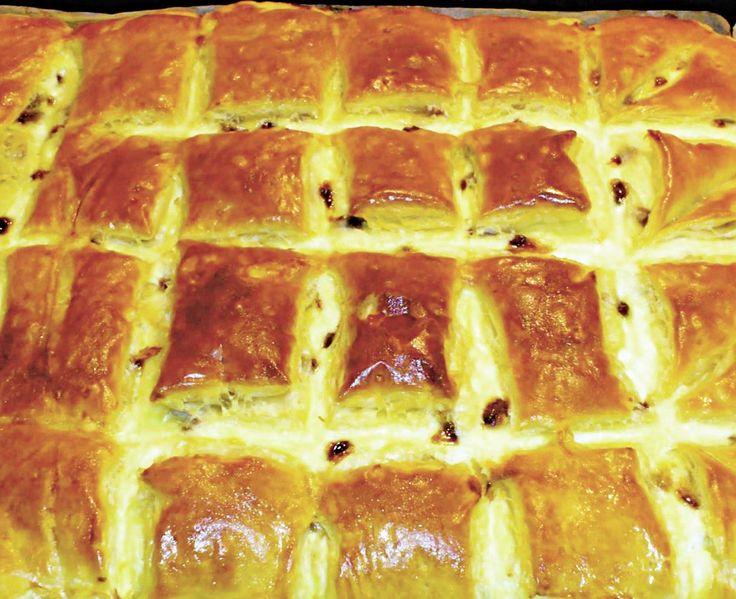 Foitaj cu urdă şi stafide - Retete culinare - Romanesti si din Bucataria internationala