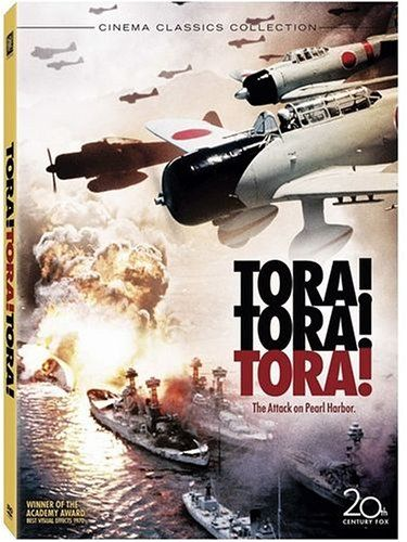 Tora! Tora! Tora! -- The real star of this movie is the climactic 30-minute attack on Pearl Harbor. #WWII