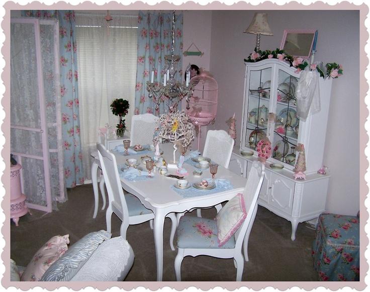 Tea Cottage Pretties: Tea RoomDecor, Teas Room, Dining Room, Cottages Pretty, Teas Cottages, Beautiful People, Beautiful Things, Beautiful Room