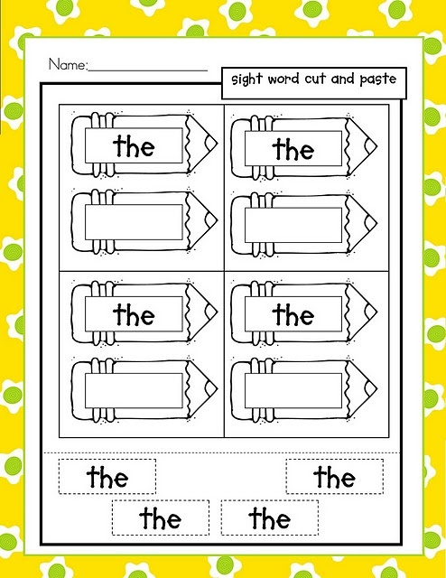 208 best Word Study Magic Words images on Pinterest Deutsch - how to make a signup sheet in word