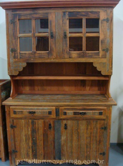 como fazer um armario de cozinha de madeira - Pesquisa Google