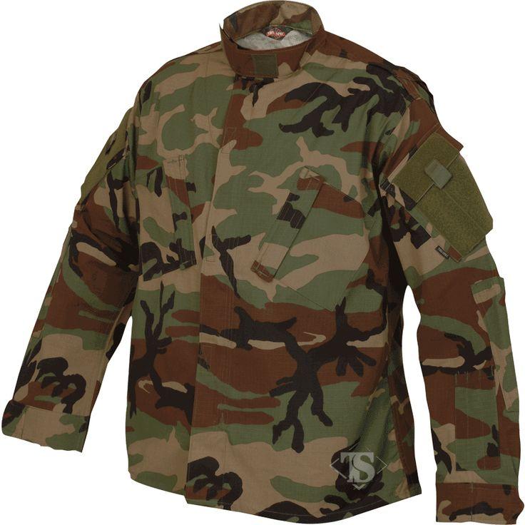 TRU-SPEC Tactical Response Uniform (TRU) Shirt 50/50 Nylon/Cotton