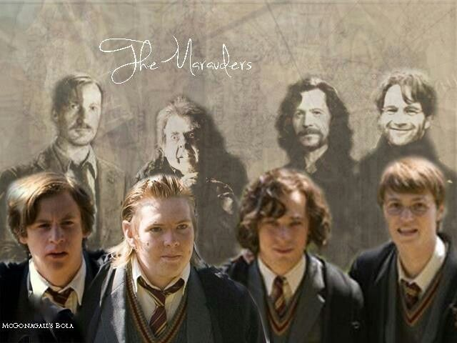 MARAUDERS SPAM BC MARAUDERS RULE