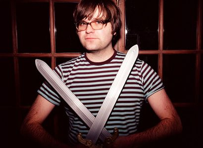Ben Gibbard: this dapper young fellow is responsible for creating the most beautiful melodies that have ever been played in my ears. #DCFC