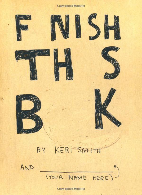 Finish this Book--- Jake