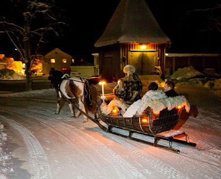 A dream for winterweddings...