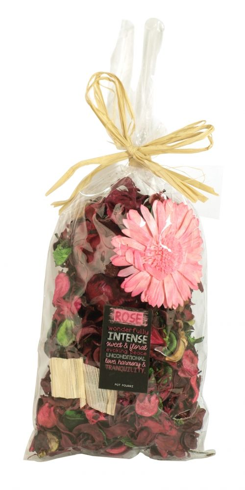 Sil pot pourri 100g intense rose