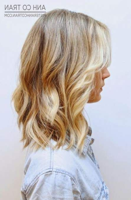 Best Hairstyles For Medium Length Hair Straight Ba…